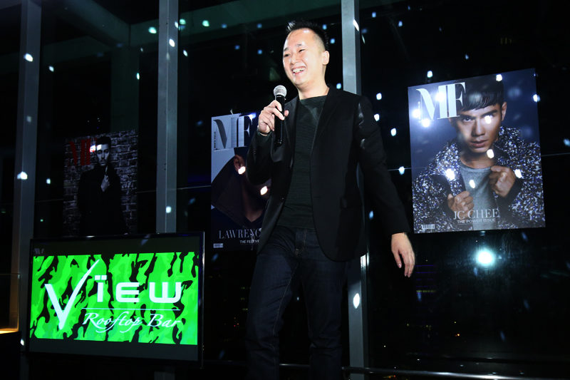 official photos  men u0026 39 s folio malaysia relaunch party at