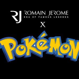 Romain Jerome x Pokemon