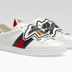 Gucci Ace Patch collection