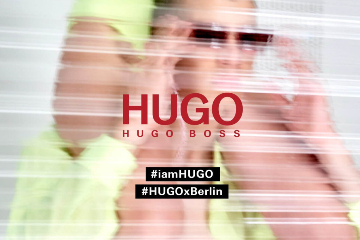 Watch the HUGO Spring/Summer 2019 show live here