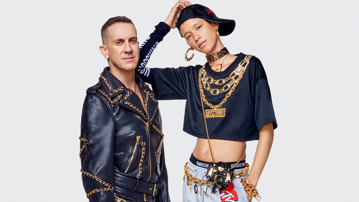 Get A Peek Inside The Moschino Tv Hm Mens Collection Now Mens