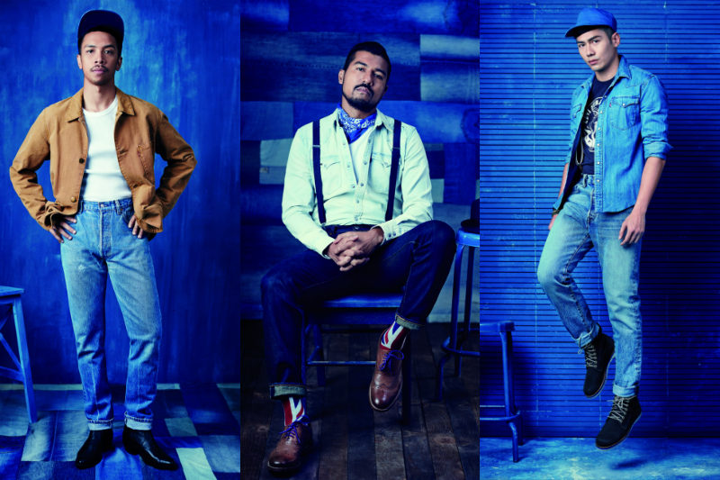 Levi's Malaysia We Are Original - Ridduan TTFGA, Roen Cian, JC Chee