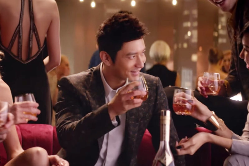 Huang Xiaoming screenshot