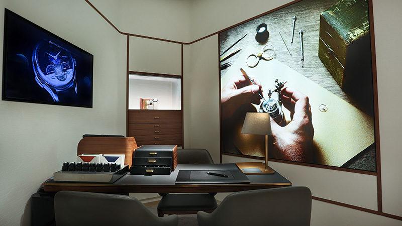 Montblanc KLCC Boutique Collector's Lounge (1)