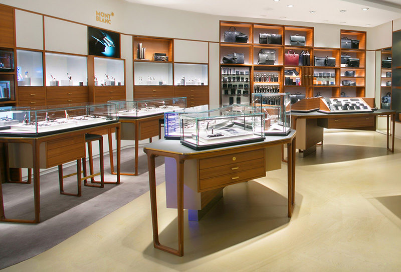 Montblanc KLCC Boutique Writing Instruments & Leather Section (1)