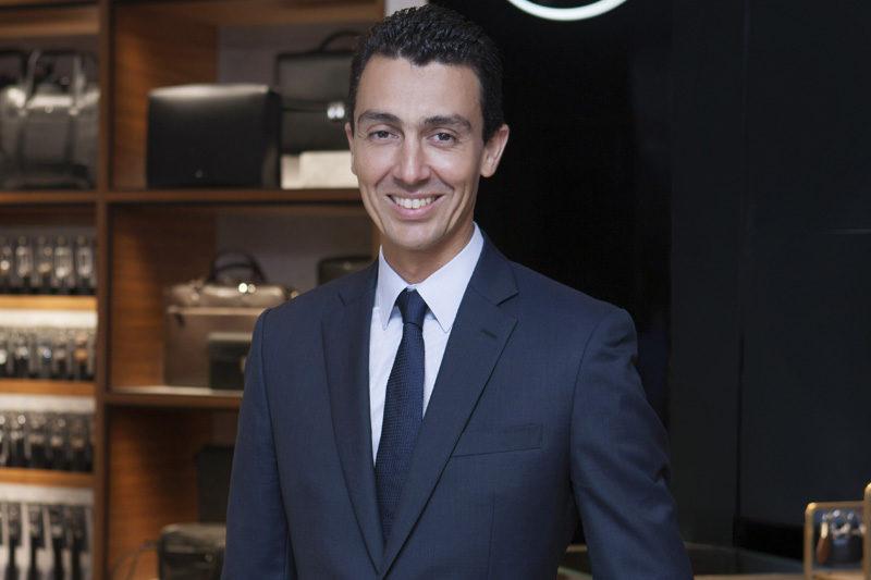 President, Montblanc Asia Pacific, Julien Renard (1)