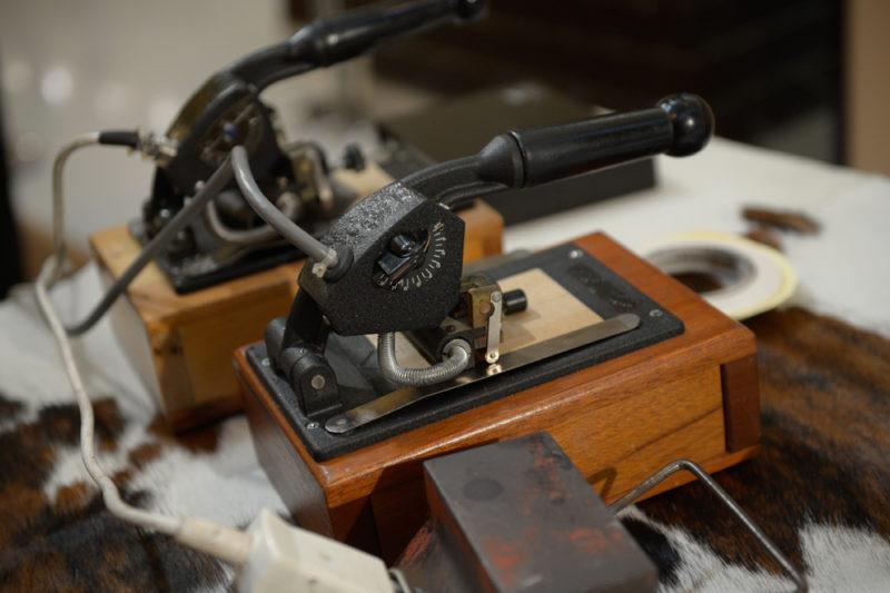 Braun Buffel leather atelier 2