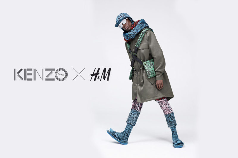 bebdbd689 H&M unveils first looks for the Kenzo x H&M collection - Men's Folio ...