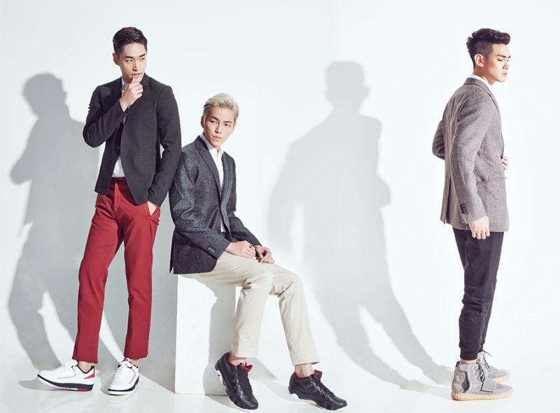 Lucas Lau, Wil Beh, Feng Xiang Fashion Story 2