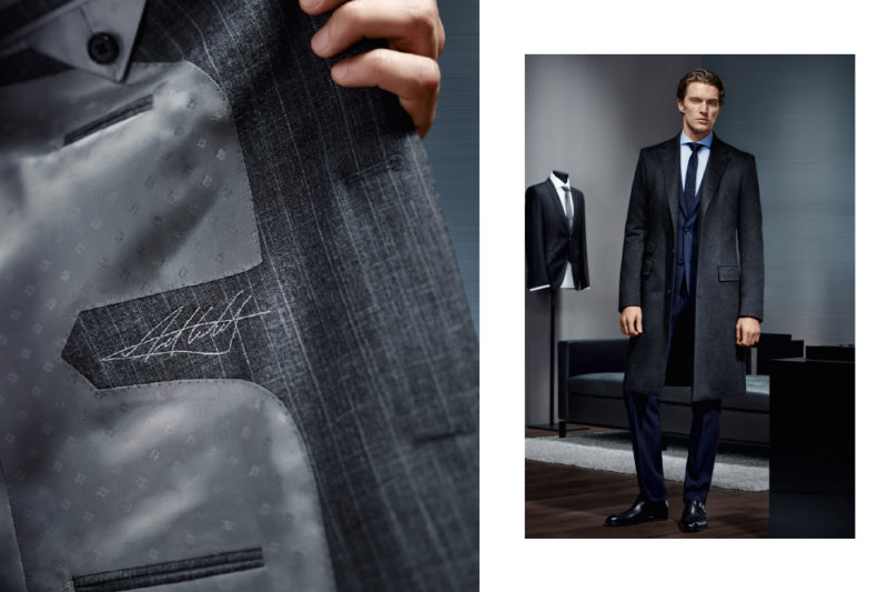 e15ef0d9d A guide to the exclusive Boss Made To Measure service - Men's Folio ...