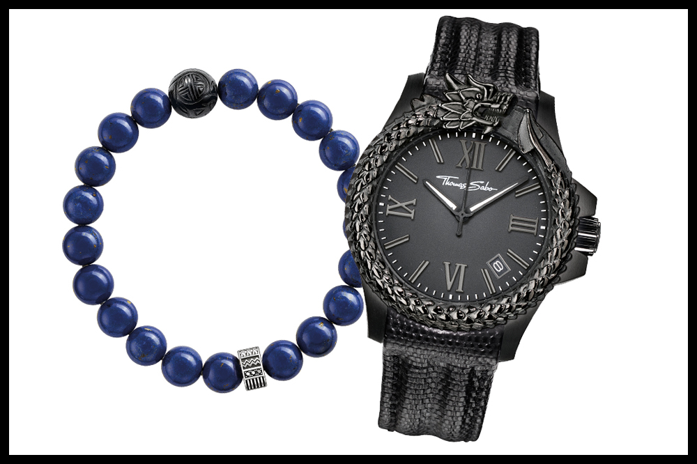 How to Make a Beaded Strap Watch