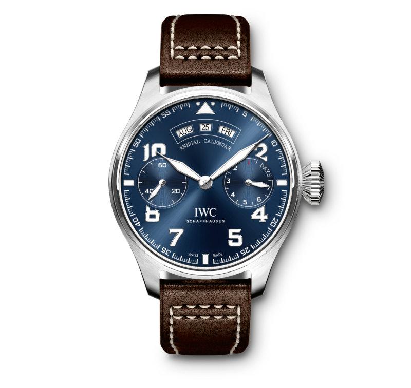 "Big Pilot's watch annual calendar edition ""Le petit Prince"""