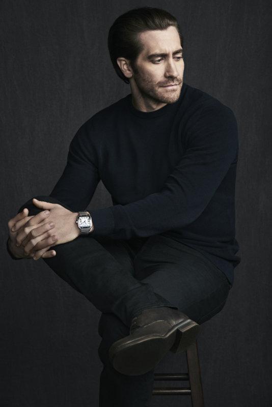 Jake Gyllenhaal - Matthew Brookes@Cartier