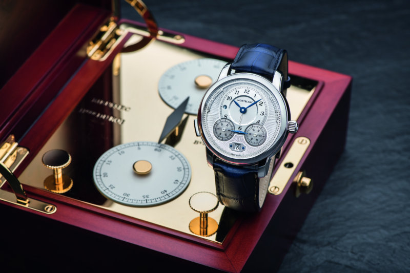 Star Legacy Nicolas Rieussec Chronograph