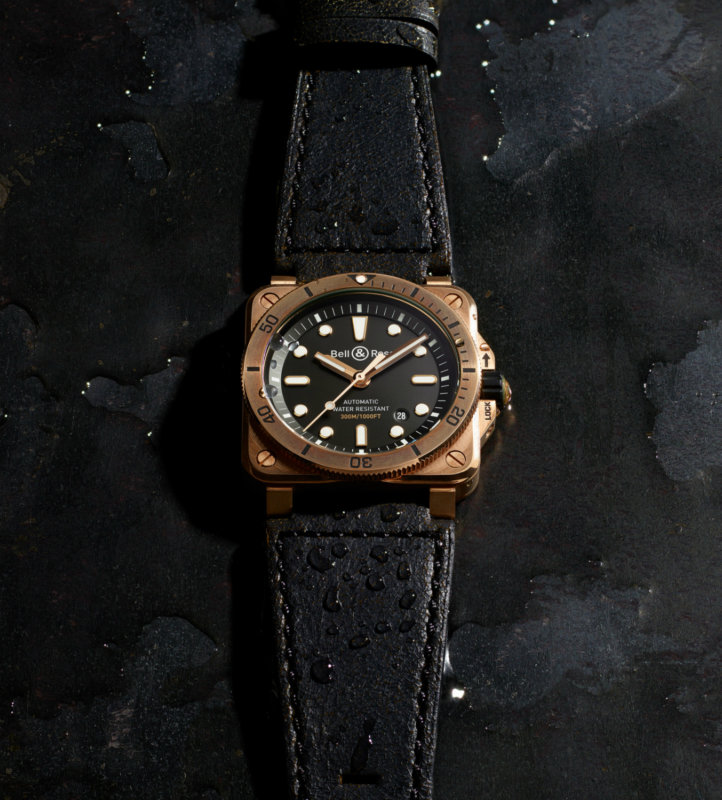 BR03-92 Diver Bronze