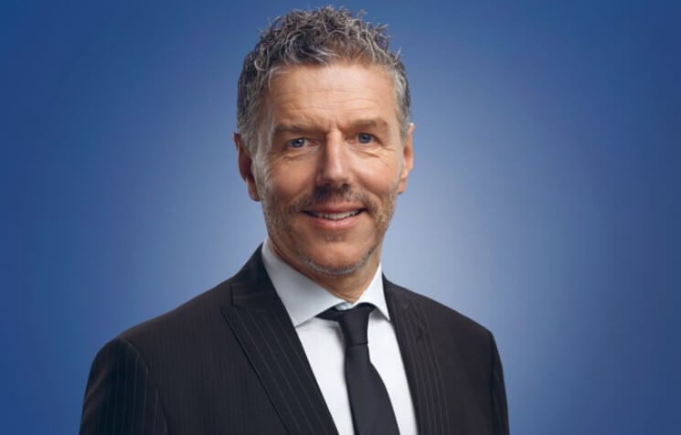 René Kamm, the former CEO of MCH Group