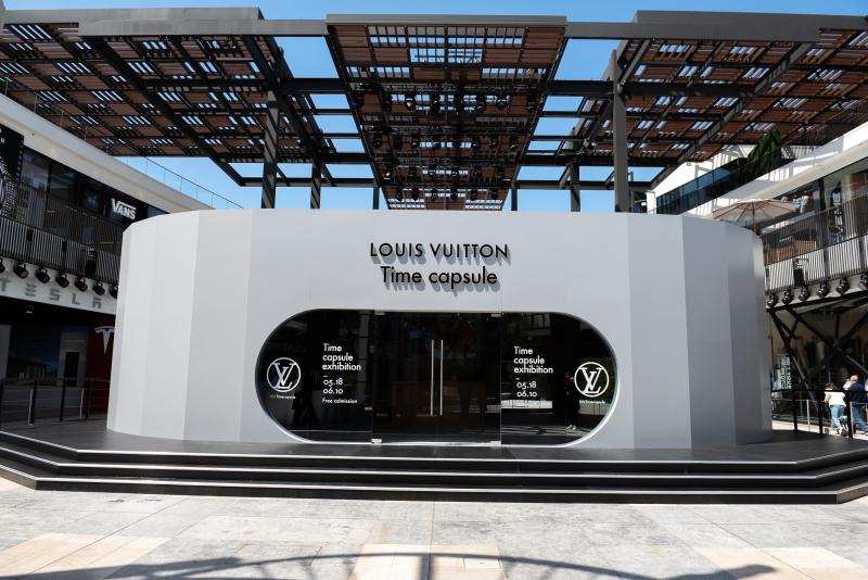 686e307c80a Louis Vuitton Time Capsule exhibition is here in KL - Men's Folio ...